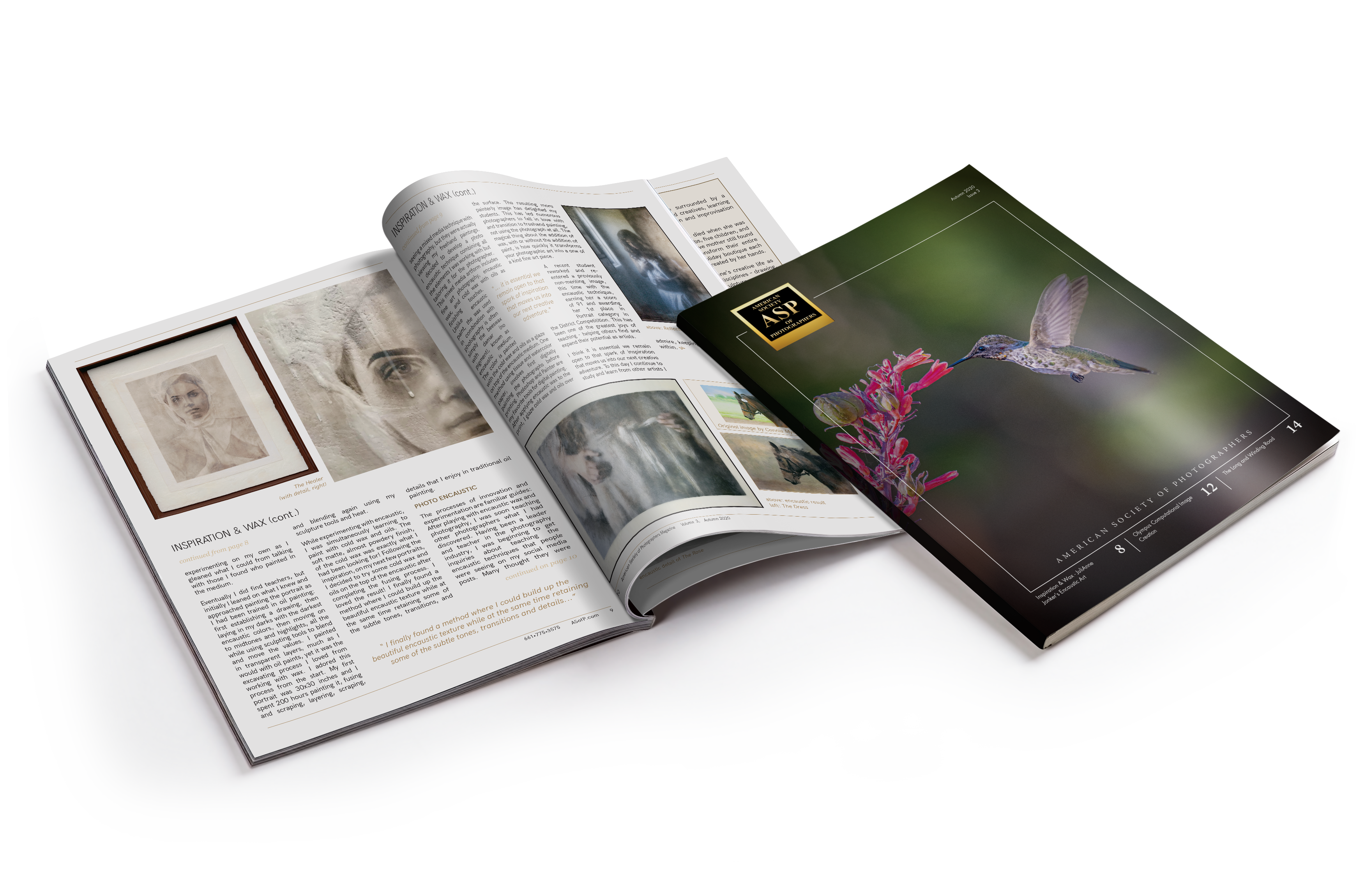 ASP Magazine